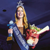 Californian is Miss Scuba